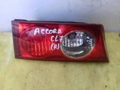 Задний фонарь. Honda Accord, CL7
