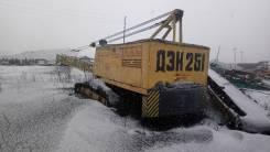 ДЭК-251. Продам Кран самоходный гусеничный , 25 000 кг., 14 м.