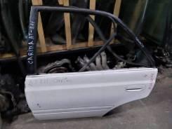 Дверь задняя левая Toyota carina AT - 211