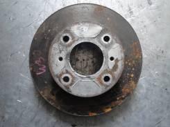 Диск тормозной. Nissan Largo, VW30, W30 Двигатели: CD20ETI, CD20TI, KA24DE