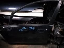 Дверь передняя левая Honda fit gd - 1