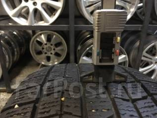 Dunlop Graspic DS3. Зимние, без шипов, 2010 год, 10%, 2 шт