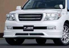 Решетка радиатора. Toyota Land Cruiser, GRJ200, J200, URJ200, UZJ200, UZJ200W, VDJ200. Под заказ
