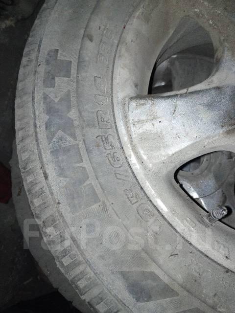 Колеса лето Michelin в сборе. 5x100.00, 5x114.30