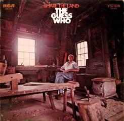 "Винил Guess Who ""Share the land"" 1970 USA"