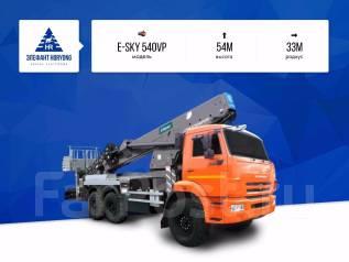 E-Sky 540, 2018. Автовышка Elephant-Horyong E-SKY 540VP, 54 м. Под заказ