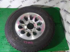 Bridgestone Dueler H/L. Летние, 5%, 3 шт