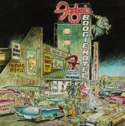 "Винил Foghat ""Stone blue"" 1979 USA"