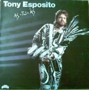 """Винил Tony Esposito """"As tu as"""" 1985 Italy"""