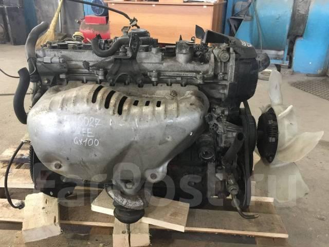 Двигатель в сборе. Toyota: Crown Majesta, Mark II Wagon Blit, Crown, Verossa, Mark II, Altezza, Cresta, Chaser Двигатель 1GFE