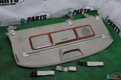 Полка багажника. Nissan Cima, GF50