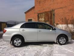 Toyota Corolla Axio. автомат, передний, 1.5 (110л.с.), бензин, 97 000тыс. км