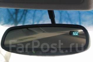 Подъем ворот гаража от штатной кнопки зеркала