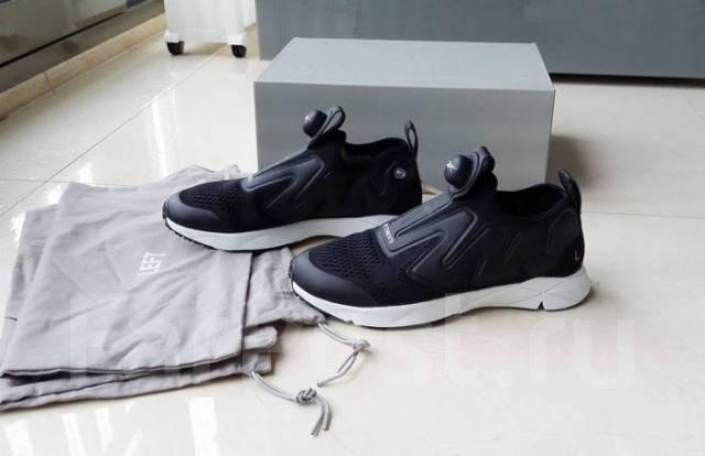 Фирменные кроссовки Reebok Insta Pump Fury - Обувь во Владивостоке 454451b560285