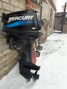 Mercury. 25,00л.с., 2-тактный, бензиновый, нога S (381 мм), 2008 год