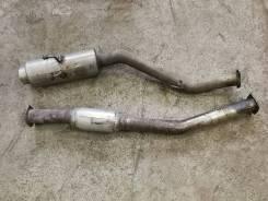 Выхлопная система. Nissan Laurel, GC35, GCC35, GNC35, HC35, SC35 Nissan Stagea Двигатель RB25DET