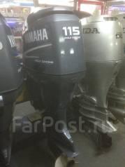 Yamaha. 115,00л.с., 4-тактный, бензиновый, нога X (635 мм), Год: 2005 год. Под заказ