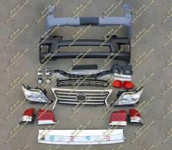Рестайлинг комплект Lexus LX570 в 12-15 год (лексус) полный