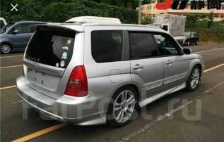 Клык бампера. Subaru Forester, SG5