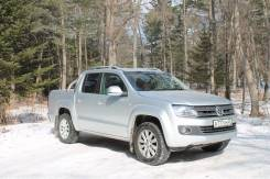 Volkswagen Amarok. автомат, 4wd, 2.0 (180л.с.), дизель, 130 000тыс. км