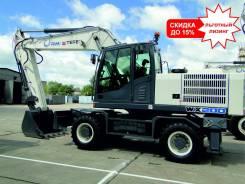 Terex. Колёсный экскаватор RM- WX200, скидка в лизинг до 15%, 1,00куб. м. Под заказ