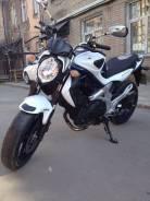 Suzuki SFV 400 Gladius. 400куб. см., исправен, птс, с пробегом