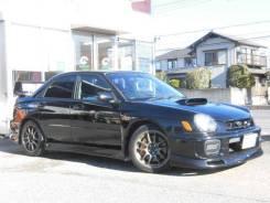 Subaru Impreza WRX STI. механика, 4wd, 2.0 (280л.с.), бензин, б/п, нет птс. Под заказ