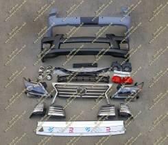 Рестайлинг комплект Lexus LX570 в 12-15 год (лексус) Anniversary 25th полный