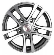 "NZ Wheels SH645. 6.5x15"", 5x139.70, ET40, ЦО 98,6мм."