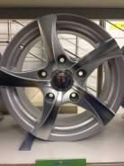 "NZ Wheels SH646. 6.5x15"", 5x139.70, ET40, ЦО 98,6мм."