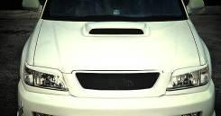 Накладка на фару. Subaru Forester, SF5, SF6, SF9 Двигатели: EJ20, EJ202, EJ205, EJ20J, EJ25, EJ251, EJ253, EJ25D