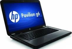 "HP Pavilion g6. 15,6"", 2,3ГГц, ОЗУ 4096 Мб, диск 320Гб, WiFi"