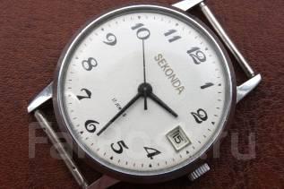 Часы времен СССР sekonda (Полет). Оригинал