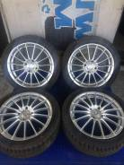 Crimson Linea Sport Super Spoke. 7.0x17, 4x114.30, ET38, ЦО 73,0 мм.