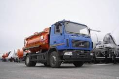 МАЗ 5340В2-425. Продается топливозаправщик 46512-6 МАЗ-5340В2-425-000 (10м3, 2 отс. ), 4 000куб. см., 9 997кг.