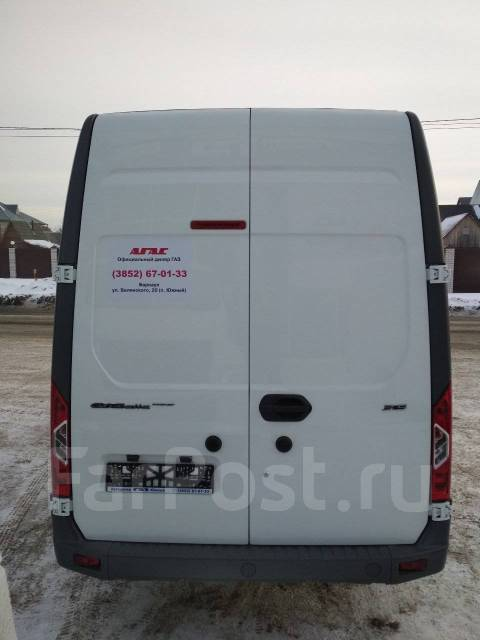 ГАЗ ГАЗель Next. Газель next(цмф), 2 600 куб. см., 1 500 кг.