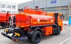 КамАЗ 43253. Продается топливозаправщик 4923S4-01 (АТЗ-6,5 м3, 2 отс, Камаз-43253), 9 760куб. см., 20 000кг.