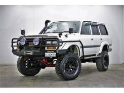 Toyota Land Cruiser. механика, 4wd, 4.5, бензин, 79 000 тыс. км, б/п, нет птс. Под заказ