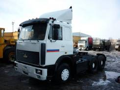 МАЗ 64229. Седельный тягач -032 (6х4) капремонт, 14 860 куб. см., 15 000 кг.