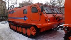 ХТЗ МТ-ЛБ. Снегоболотоход гусеничный УЗГТ ( Мтлбу ), 4 000кг., 11 000,00кг.