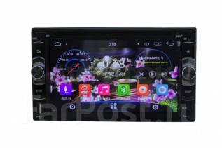 Универсальная 2DIN (173х100) магнитола Android 6.0 NE-6228A