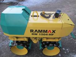 Amman Rammax. Каток траншейный грунтовой rammax (раммакс, амман), 1 000куб. см.