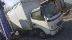 Toyota Dyna. Продам грузовик будка. Полная пошлина., 3 000 куб. см., 2 000 кг.