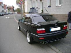 Спойлер на заднее стекло. BMW M3, E36 BMW 3-Series, E36