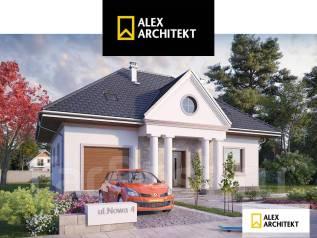 X 109 Традиционный проект дома. 100-200 кв. м., 2 этажа, 4 комнаты, бетон