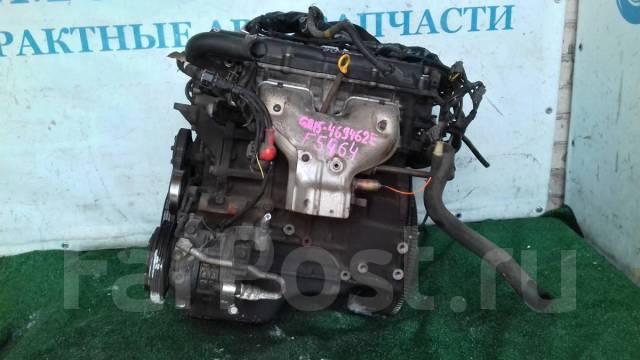 Двигатель в сборе. Nissan: Wingroad, Rasheen, AD, Pulsar, Sunny Двигатель GA15DE