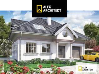 X 111 новый проект дома. 100-200 кв. м., 2 этажа, 4 комнаты, бетон
