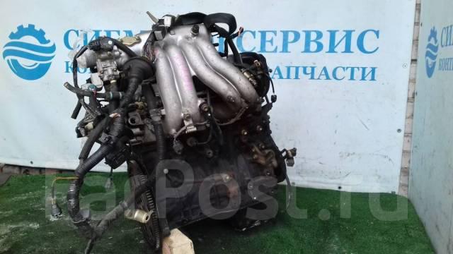 Двигатель в сборе. Toyota Caldina, AT191, AT191G, AT211, AT211G, ST195, ST195G Двигатель 3SFE