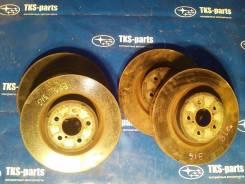 Диск тормозной. Subaru Forester, SJG Subaru Legacy, BL5, BL9, BLE, BM9, BM9LV, BMG, BP5, BP9, BPE, BPH, BR9, BRF, BRG Двигатели: EJ20E, EJ20X, EJ20Y...