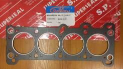 Прокладка головки блока цилиндров. Ford Laser, BF7PF, BFMPF, BFMRF, BFSPF, BFSRF, BFTPF Ford Festiva, ADA242, DA1PF, DA3PF, DA3VF, DAJPF, HALP Mazda F...